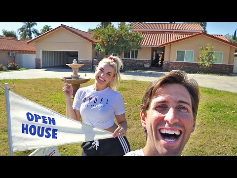 Our First Time House Shopping!