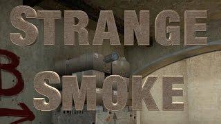 CS:GO - Strange Smoke Nade Mystery