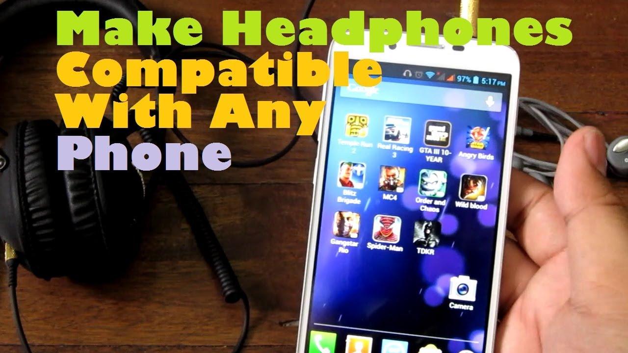 Make Your Headphones Compatible With Any Brand Phone Using Fiio Lu1