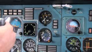 АН-124 Посадка