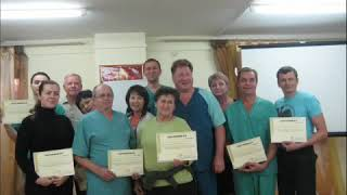 Обучение на семинаре Сандакова в Анапе
