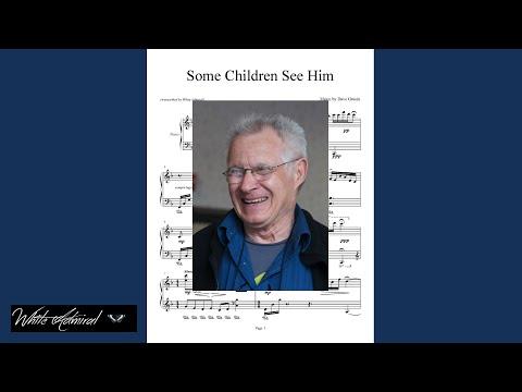 Some Children See Him  Alfred Burt  Dave Grusin arrangement  piano sheet