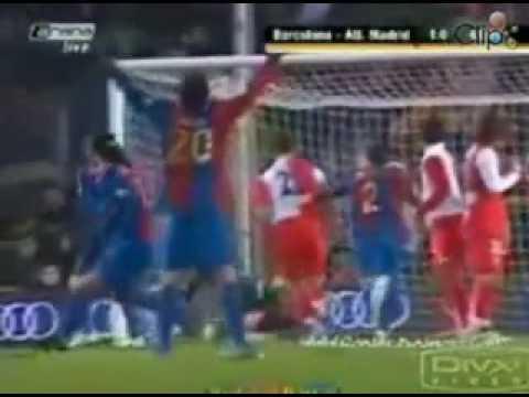 Những pha sút phạt kinh hồn của Ronaldinho