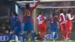 Game | Những pha sút phạt kinh hồn của Ronaldinho | Nhung pha sut phat kinh hon cua Ronaldinho