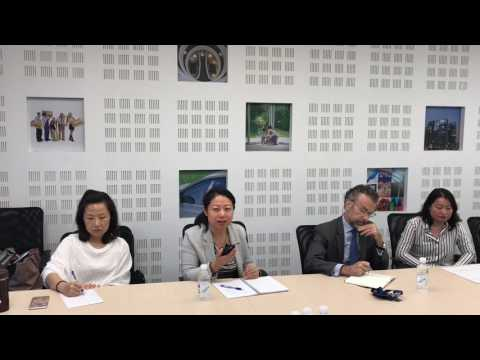 [Live Journey Replay] Live from China: HR Council meeting with General Delegate
