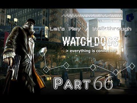 Watch Dogs part 66 - Cash Run