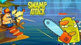 NAJWIĘKSZY BÓBR W HISTORII | SWAMP ATTACK 3 #admiros