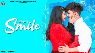 Magic - Smile|New Punjabi Song 2021|Shubham & Smriti|Latest Punjabi Song|Fame Studioz