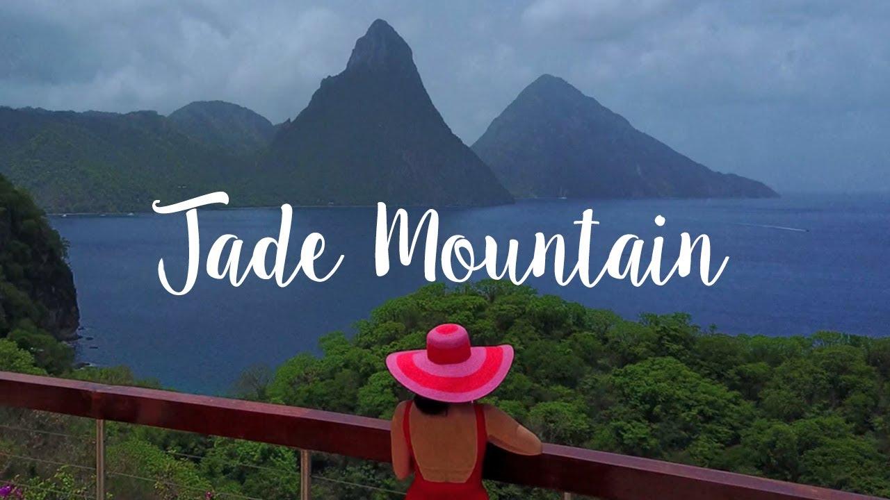 Jade Mountain Resort Saint Lucia Tour