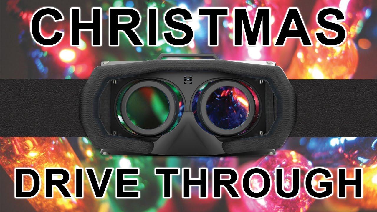 360 degree christmas lights at hastings ranch pasadena