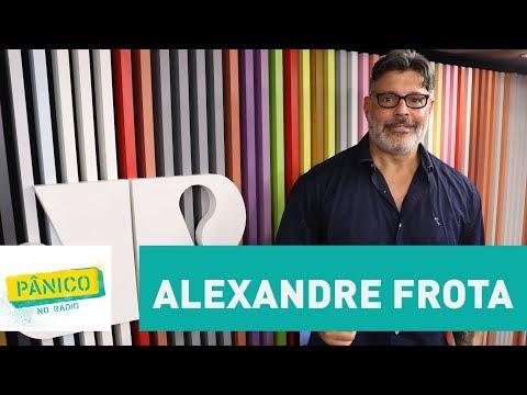 Alexandre Frota - Pânico - 17/11/17