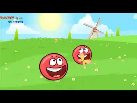 Red Ball 4 quả bóng lăn # 61 Baby Kids
