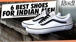 6 BEST Shoes for Every INDIAN Guy in Hindi | Best Men's Shoes Collection for Indian Men in Hindi