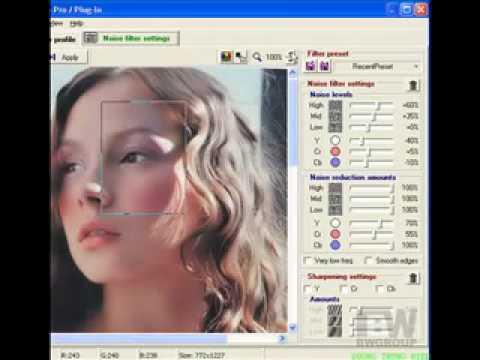 Lớp xử lý ảnh photoshop-Làm mịn da nâng cao http://HocPhotoshop.Com