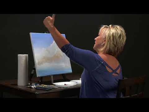 Art Corner - Cloud Tutorial