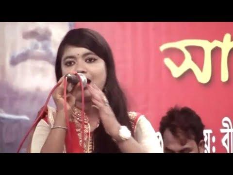 Modhu Hoi Hoi Bish Khawaila | Stage Song | Live | Cover | Sonamoni | F M Studio