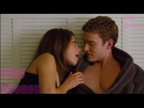 Mila Kunis All Hot Kissing Scenes in Friends With Benefits !!! Ultra