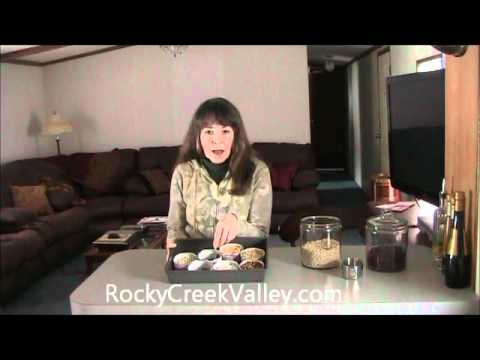 All Natural Chicken Feeds at Rocky Creek Valley Farm