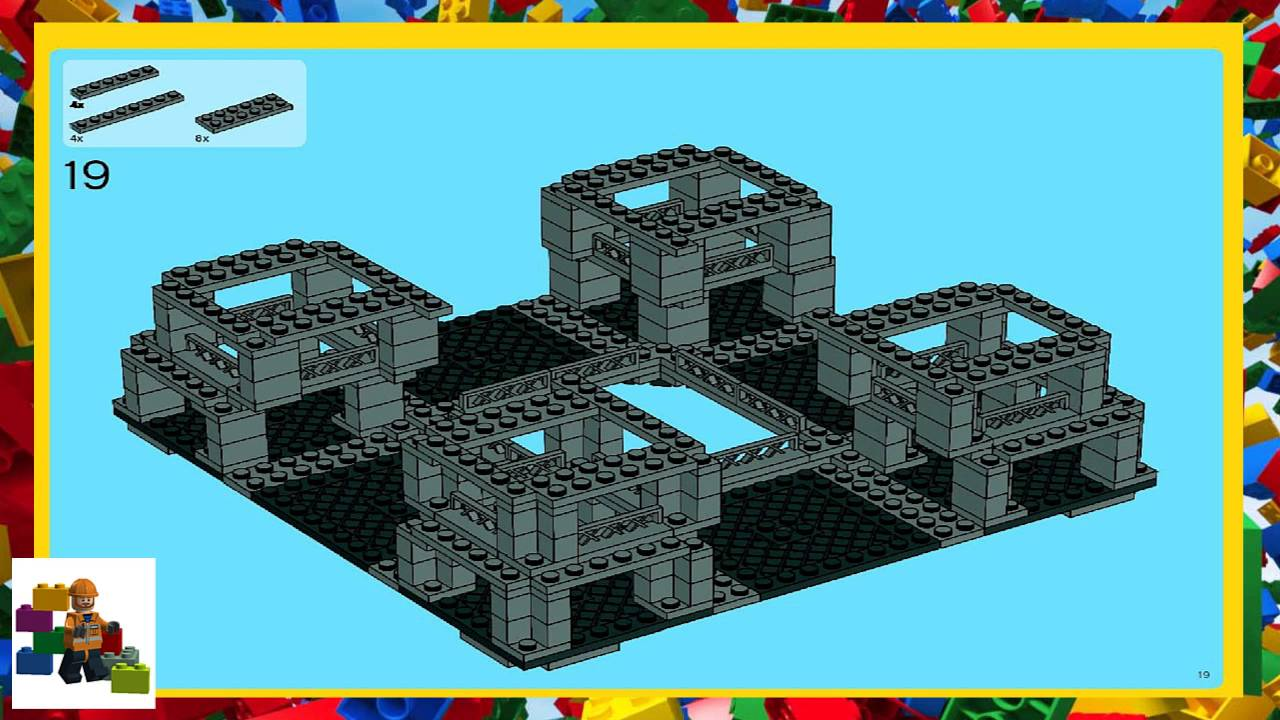 lego instructions creator expert 10181 the eifel