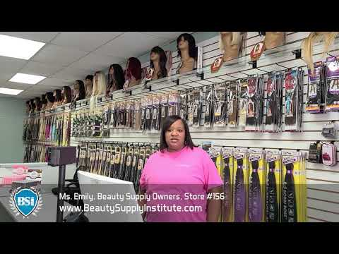 Black Beauty Supply Owner | Tupelo, MS