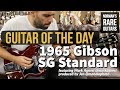 Guitar of the Day: 1965 Gibson SG Standard | Norman's Rare Guitars