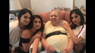 VLOG Visiting our great grandma 14 years later PRT 1