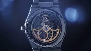 芝柏Laureato Skeleton Ceramic鏤空陶瓷腕錶