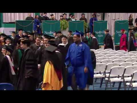 Nashville State Community College 54th Commencement Excercises