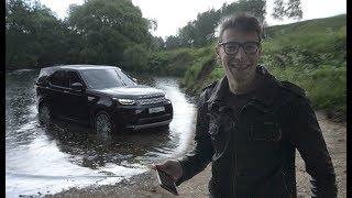 Утопить 7 млн рублей в реке и грязи?! Тест-драйв и обзор Land Rover Discovery 5