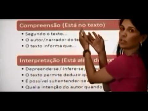 Aula da Rafa # Compreensão e Interpretação de Textos (Prova CESPE)
