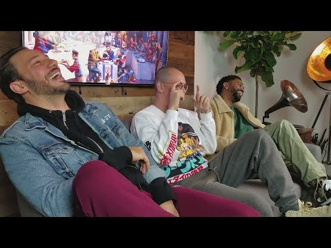 Logic and Big Sean talk Friendship, Career Highlights, Growth, New Music???