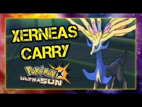 Pokemon Ultra Sun VGC 2019 World Championships Friendly Online Competition #6 Xerneas Carry