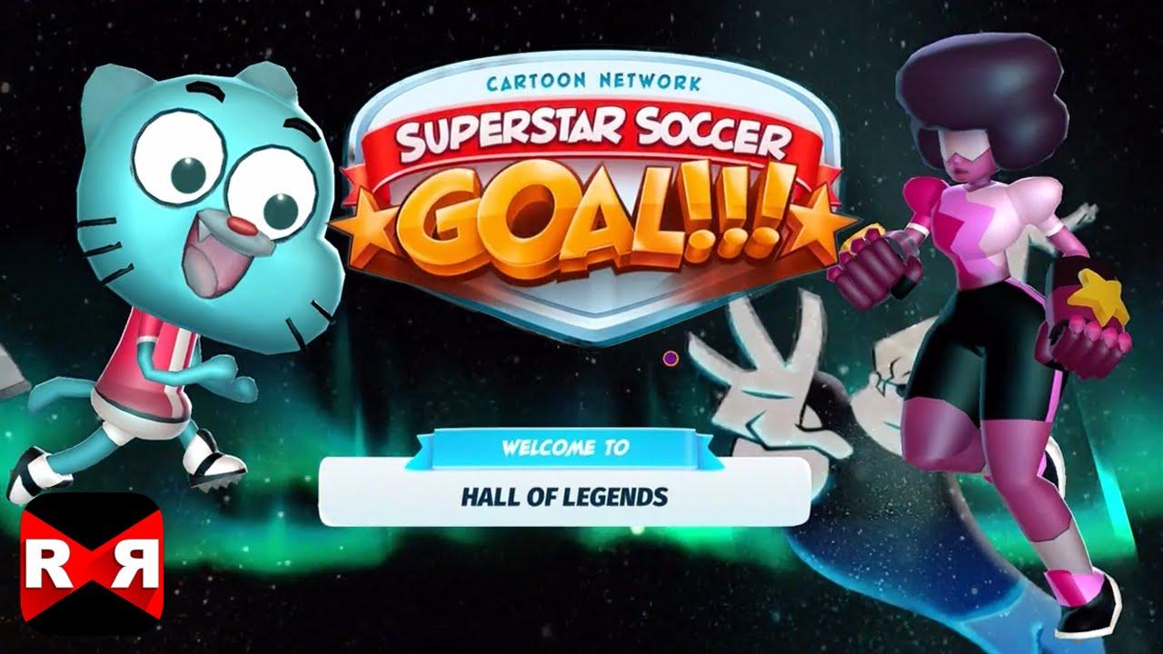 Cartoon Network Superstar Soccer: Goal - Gumball Superstar ...