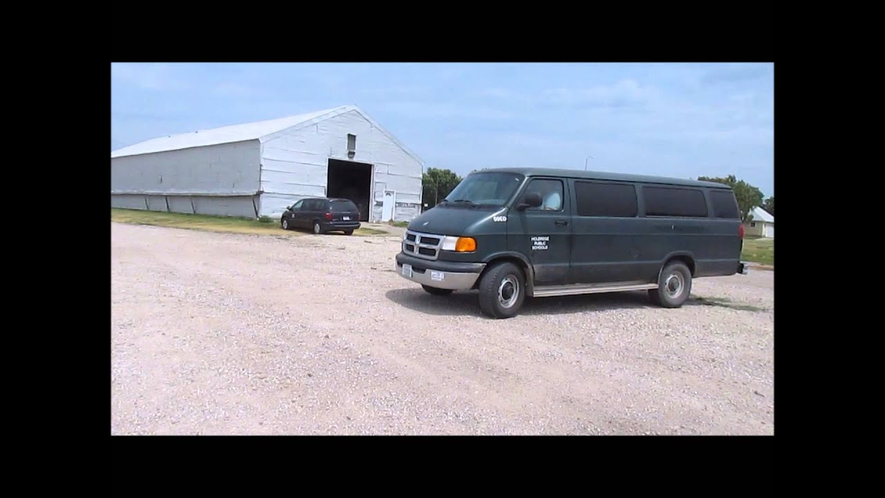 1999 dodge ram wagon b3500 maxi for sale sold at auction september 9 2014