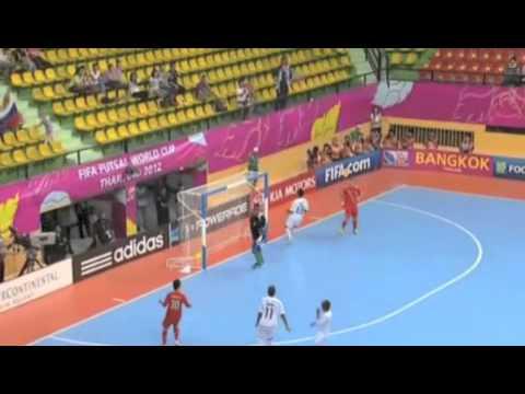FIFA Futsal World Cup 2012 | Russia 16 - 0 Solomon Islands