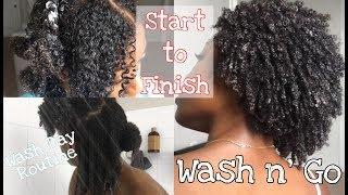 My Updated Wash Day Routine! | 2018