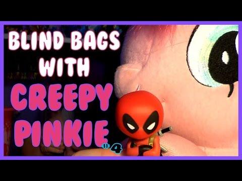 CREEPY PINKE Blind Bags #4