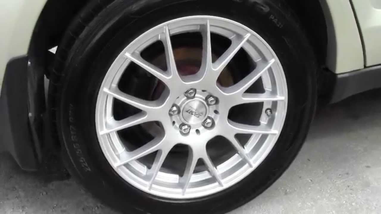 SPORT EDITION WHEELS FOR SUBARU OUTBACK  YouTube