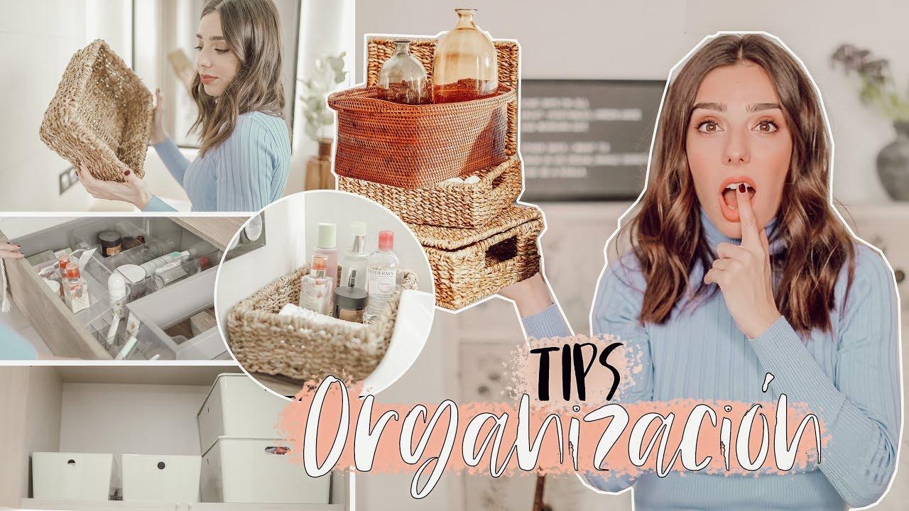 Download IDEAS para ORGANIZAR tu CASA   Cómo ORDENAR cocina, baño, salón y más   A Little Too Often