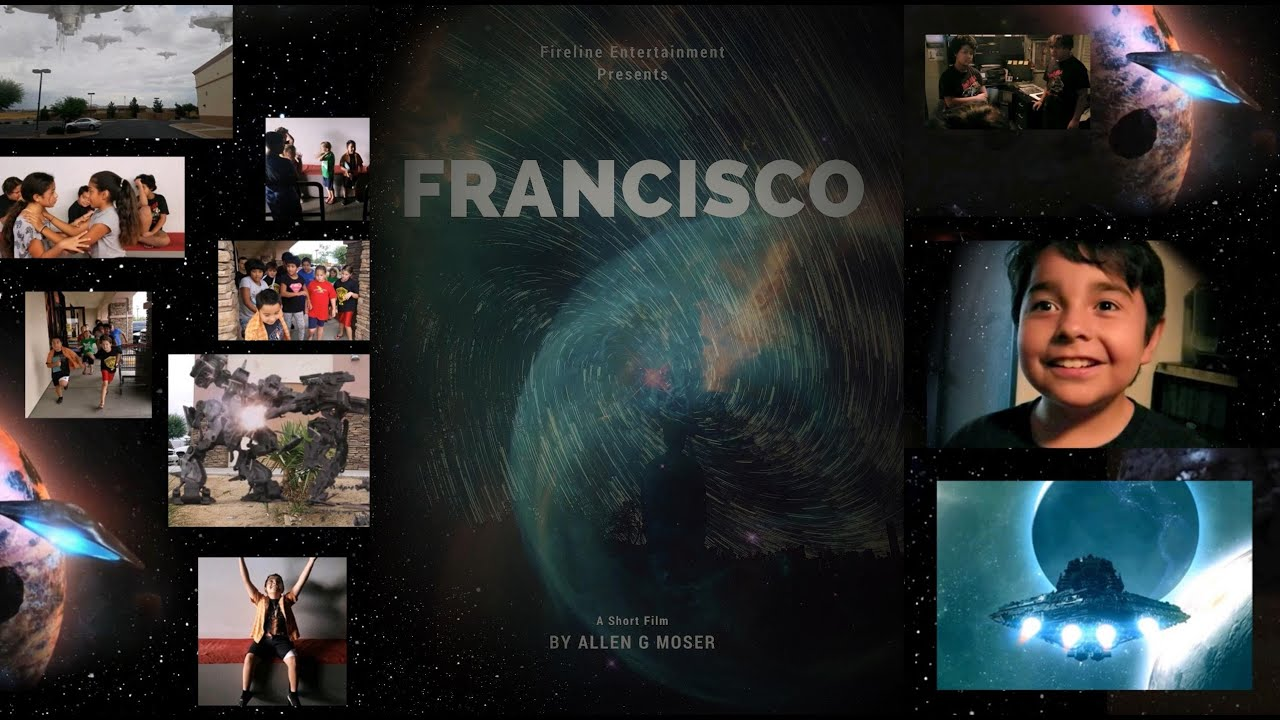 "The Official Trailer ""FRANCISCO"""