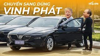 [Xế Cưng-X 5] Vinfast có là mẫu xe được nguyên thủ Việt Nam sử dụng trong tương lai?