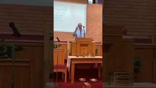 Sunday Morning Sermon 9/13/20 - Understanding the Present Time - Porter Riner