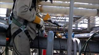 Tig Welding In The Pipe Rack