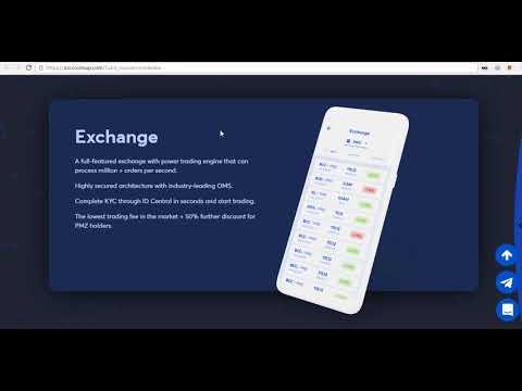 Coinnup [CU] - Blockchain Powered Fin Tech Platform