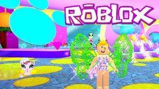 Animal Fairy! ~ Roblox: Fairies & Mermaids Winx High School + RIP New Campus Animal Dorm