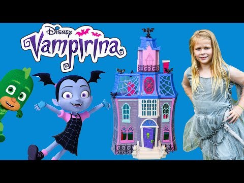 VAMPIRINA  Fangtastic Assistant Scare N Seek with Wiggles in