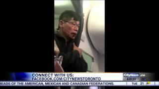 Passenger dragged off United flight