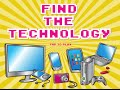 Educational Kids Games - Find The Technology