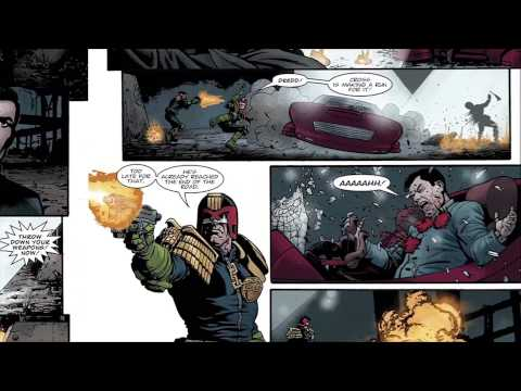 2000 AD and Judge Dredd comes to Android devices!