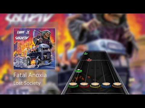 Lost Society - Fatal Anoxia (Clone Hero Chart Preview)